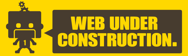 web under construction.